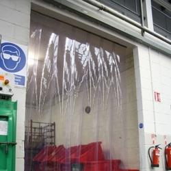 Standard Clear PVC Strip Curtain dealers in Qatar