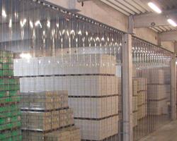 Standard Clear PVC Strip Curtain industry in Qatar