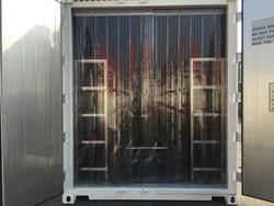 Standard Clear PVC Strip Curtain installation companies in Qatar