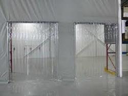 Polyvinyl Chloride Strip Curtain suppliers in Qatar