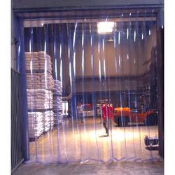 Polyvinyl Chloride Strip Curtain dealer in Qatar