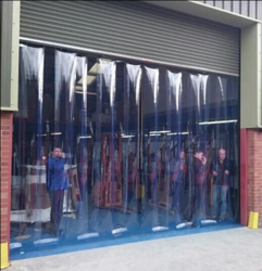 Polyvinyl Chloride Strip Curtain traders in Qatar