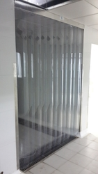 Polyvinyl Chloride Strip Curtain installation companies in Qatar