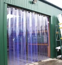 300mm X 3mm Pvc Strip Curtain