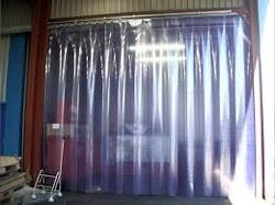 300mm X 3mm Pvc Strip Curtain supplier in Qatar