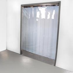 300mm X 3mm Pvc Strip Curtain installation companies in Qatar