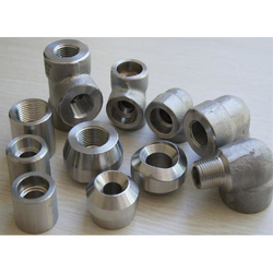 TITANIUM FORGED FITTINGS from ALLIANCE NICKEL ALLOYS