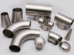 STAINLESS STEEL FITTINGS from ALLIANCE NICKEL ALLOYS
