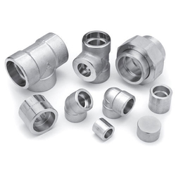 STAINLESS STEEL FORGED FITTINGS from ALLIANCE NICKEL ALLOYS