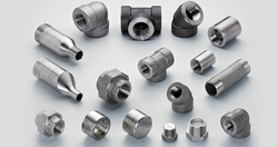ALLOY STEEL FITTINGS from ALLIANCE NICKEL ALLOYS