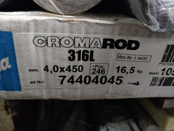 ER316L WELDING WIRE from SHANTI METAL SUPPLY CORPORATION