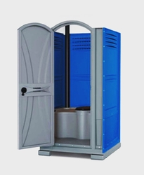 PLASTIC (HDPE) TOILETS from ECO PLANET LLC
