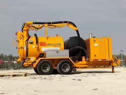 Mudslinger Hydro excavation machines