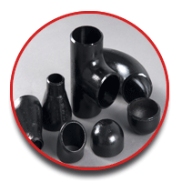 CARBON & ALLOY STEEL BUTTWELD FITTINGS from SAPNA STEELS