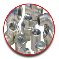 STAINLESS & DUPLEX STEEL FORGED FITTINGS from SAPNA STEELS