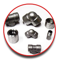 MONEL FORGED FITTINGS from SAPNA STEELS