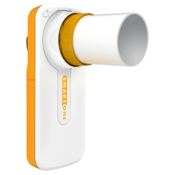 Pocket-sized, Personal Spirometer from KREND MEDICAL EQUIPMENT TRADING LLC