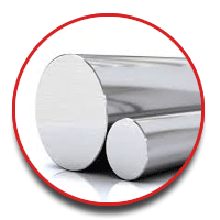 STAINLESS & DUPLEX STEEL ROUND BARS from SAPNA STEELS