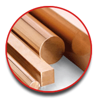 NICKEL & COPPER ALLOY ROUND BARS from SAPNA STEELS