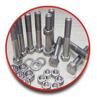 HASTELLOY FASTENERS from SAPNA STEELS