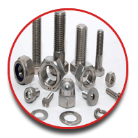INCONEL FASTENERS from SAPNA STEELS
