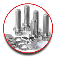 MONEL FASTENERS from SAPNA STEELS