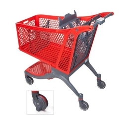 Shopping Trolley Plastic from AVENSIA GENERAL TRADING LLC