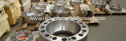 alloy steel a182 f91 flanges from RISHABHSTEEL