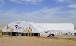 Tents and Marquees for Events and Exhibitions in UAE