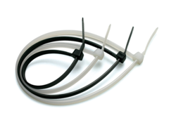 Nylon, Plastic & metallic Cable Ties from FAS ARABIA LLC
