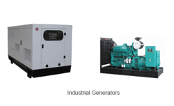 Industrial Generators from FAS ARABIA LLC