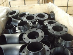 Carbon steel flange  from SIDDHGIRI TUBES