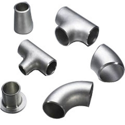 Stainless Steel Butt Weld Fittings from METAL VISION