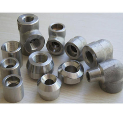 Stainless Steel Forged Fittings from METAL VISION