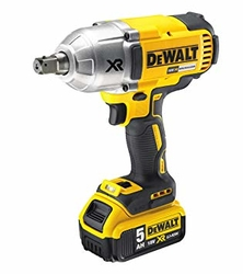 DEWALT DCF899P2-GB 18V XR LI-ION HIGH TORQUE IMPACT WRENCH from GOLDEN ISLAND BUILDING MATERIAL TRADING LLC