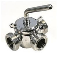 dairy valve manufacturers india