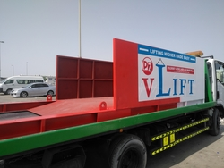 Top Suppliers of Platform Hand Trolley in Qatar