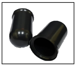 24 mm plastic Anchor bolt end cap from AL BARSHAA PLASTIC PRODUCT COMPANY LLC