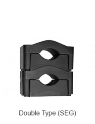 Double type SEG cable clamp - FAS Arabia LLC from FAS ARABIA LLC