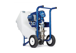 PORTABLE STUCCO PUMP