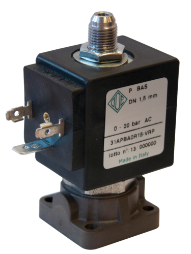 Chemical ODE Solenoid Valve
