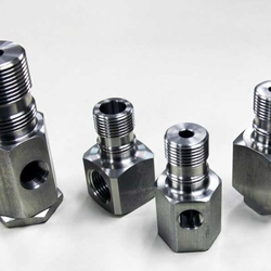 CNC MACHINE COMPONENT from NISSAN STEEL