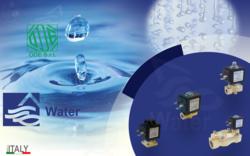 Water ODE Solenoid Valve