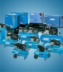 Piston Air Compressors from ELMEC EQUIPMENT TRADING LLC