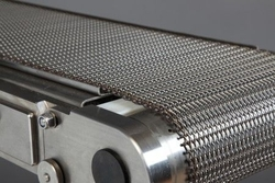 wire mesh conveyor belt from METAL VISION
