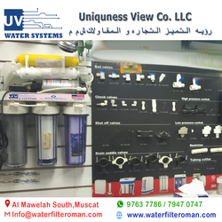 WATER TREATMENT CHEMICALS from UV WATER SYSTEMS