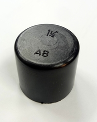 "1 1/4"" Plastic Bolt End Cap Protection  from AL BARSHAA PLASTIC PRODUCT COMPANY LLC"