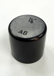 "1 1/8"" Plastic Bolt End Cap Protection from AL BARSHAA PLASTIC PRODUCT COMPANY LLC"
