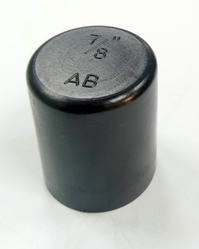 "7/8"" Plastic Bolt End Cap Protection in Sharjah from AL BARSHAA PLASTIC PRODUCT COMPANY LLC"