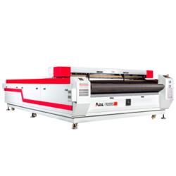 Jinan AOL big size DSP control auto feeding clothing textile leather fabric co2 laser cutting machine from JINAN AOL CNC EQUIPMENT CO., LTD